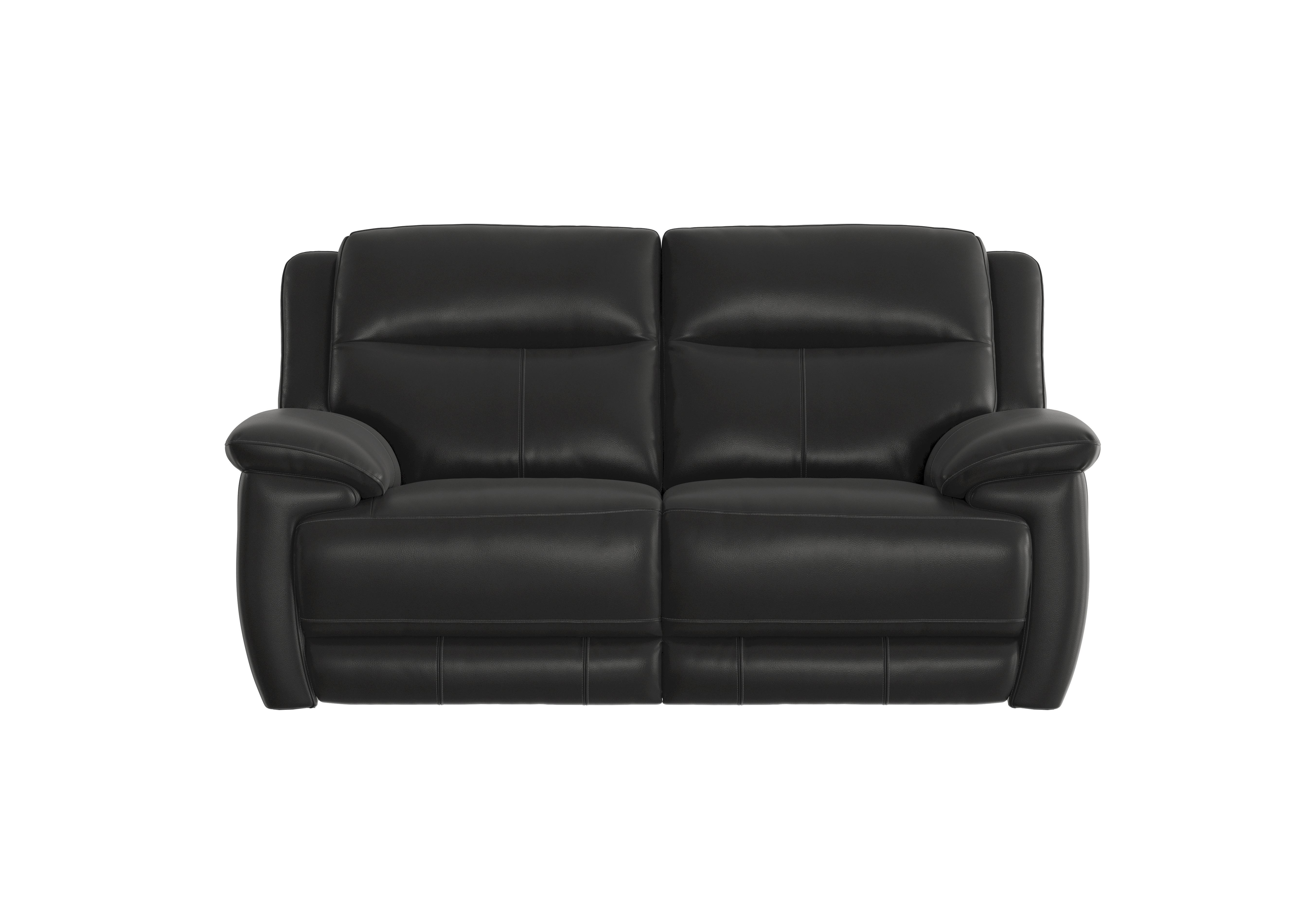 Corsetta 2 Seater Recliner Sofa Touch 2 Seater Leather Recliner Sofa - World Of Leather