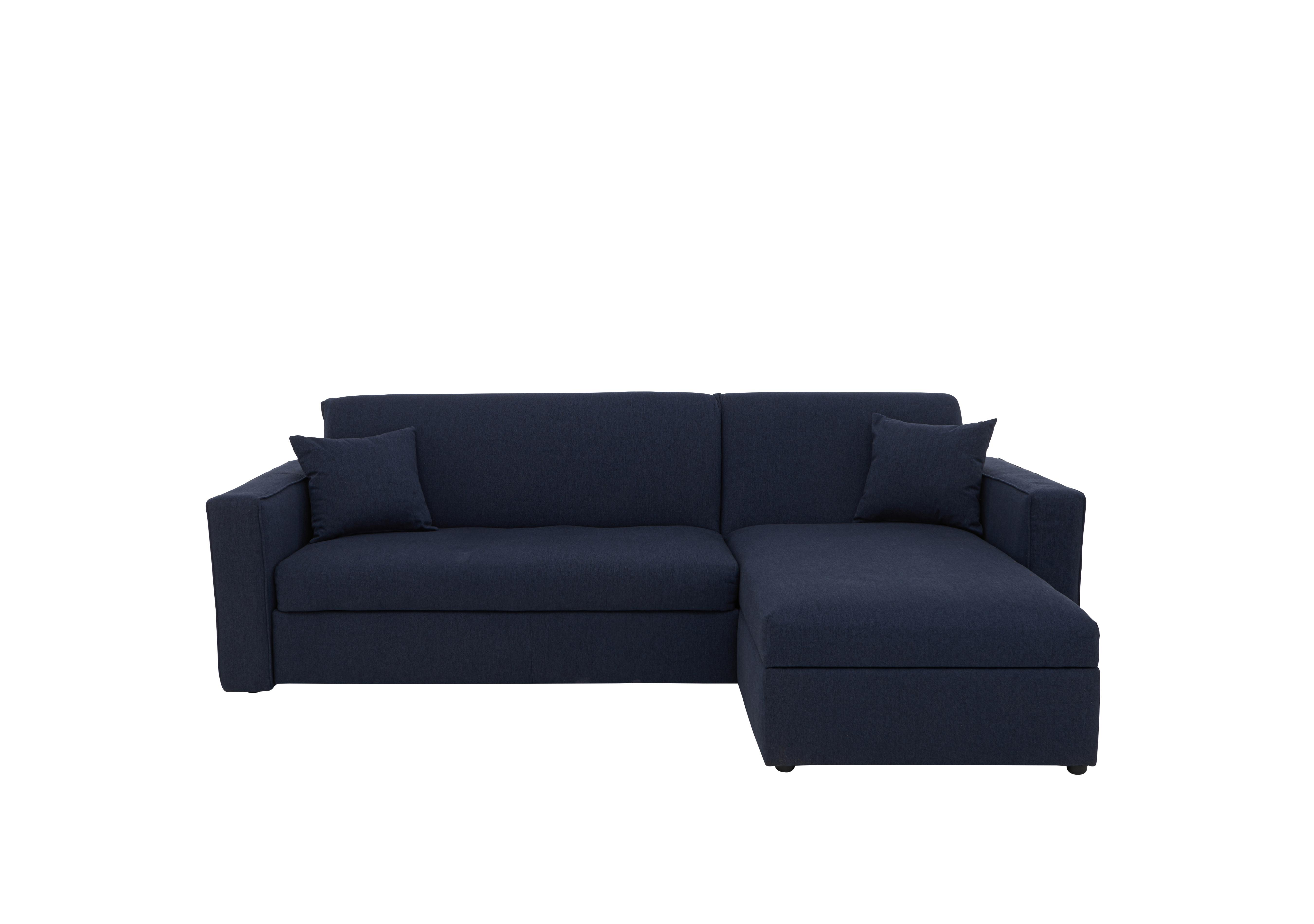 Versatile 2 Seater Fabric Chaise Sofa Bed With Storage With Box Arms Furniture Village