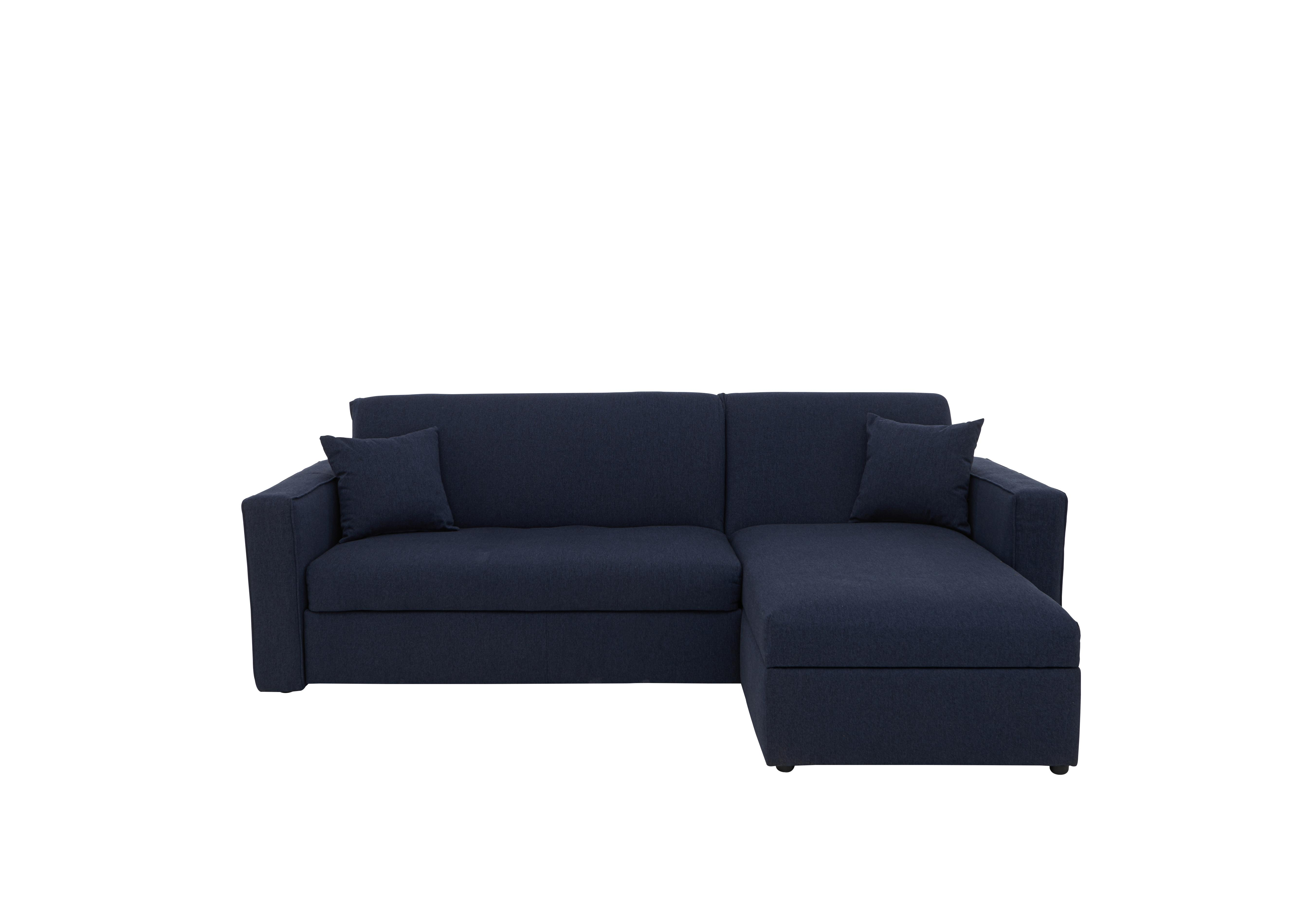 Versatile Small 2 Seater Fabric Chaise Sofa Bed With Box Arms Furniture Village