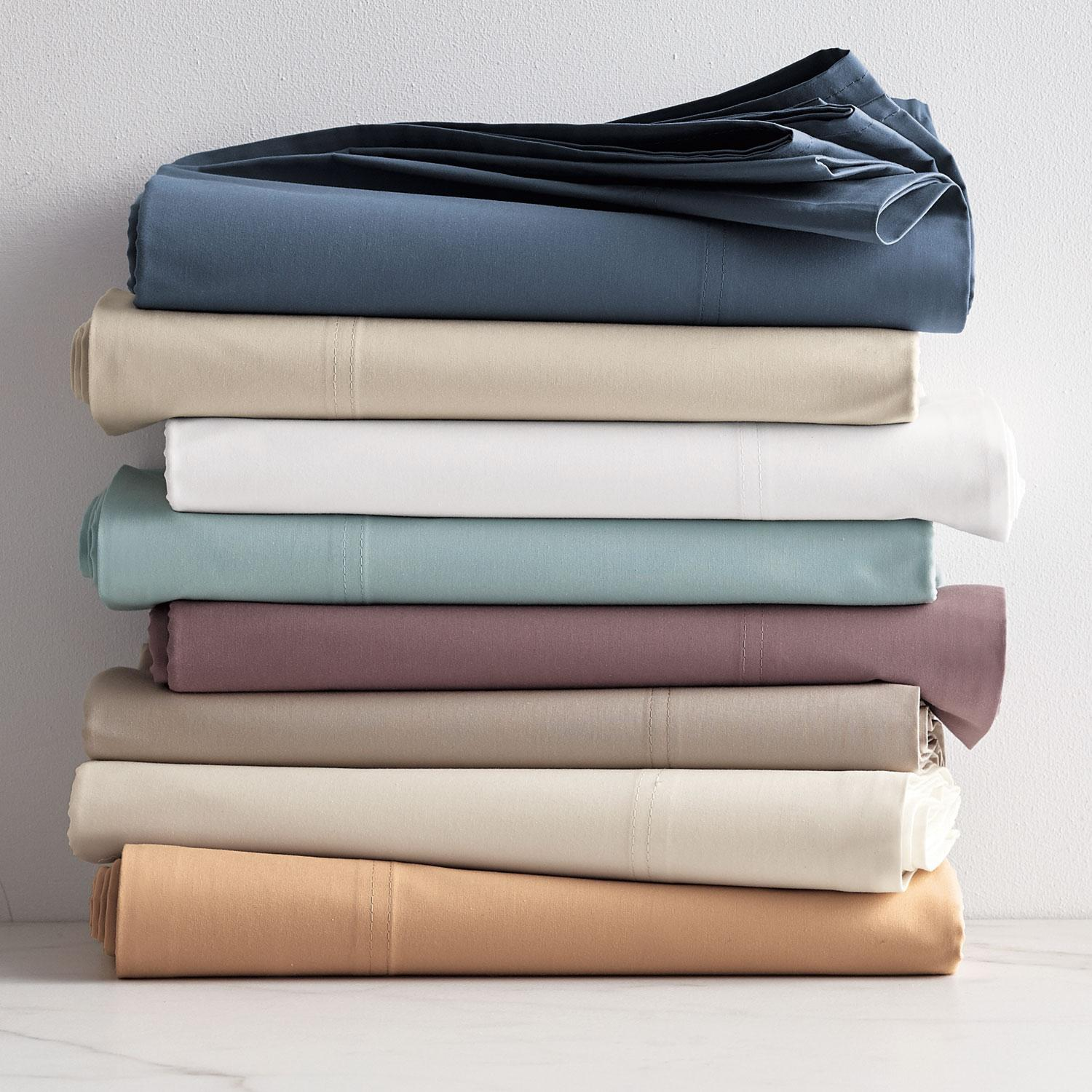 Organic 300 Thread Count Percale Sheets Bedding The