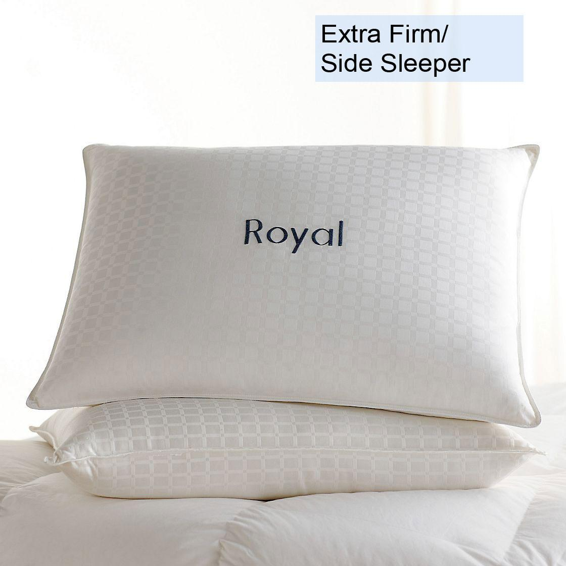 Best Firm Pillow For Side Sleepers Pillows The Company Store