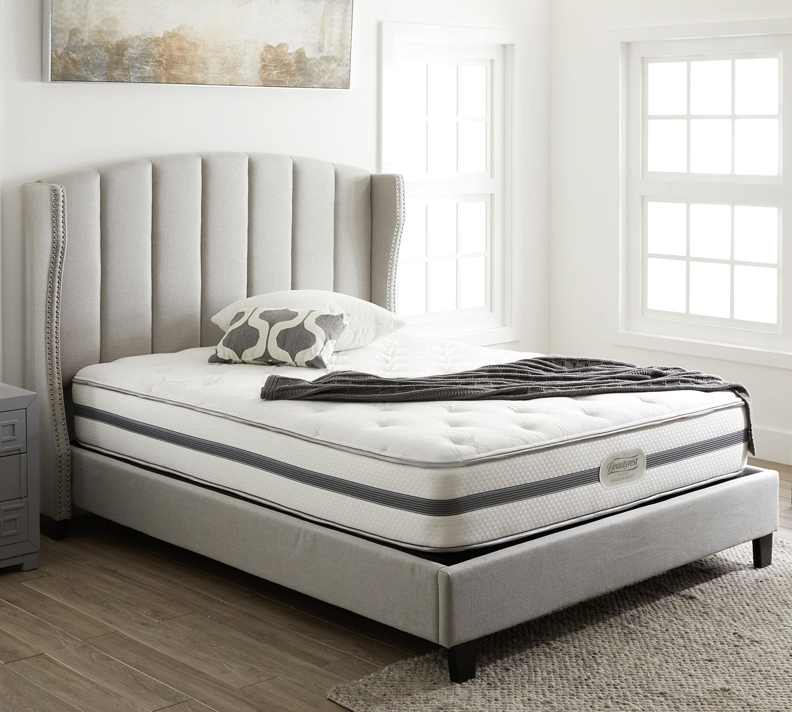 Double Bed With Mattress Deals Recharge Hartfield 11 5