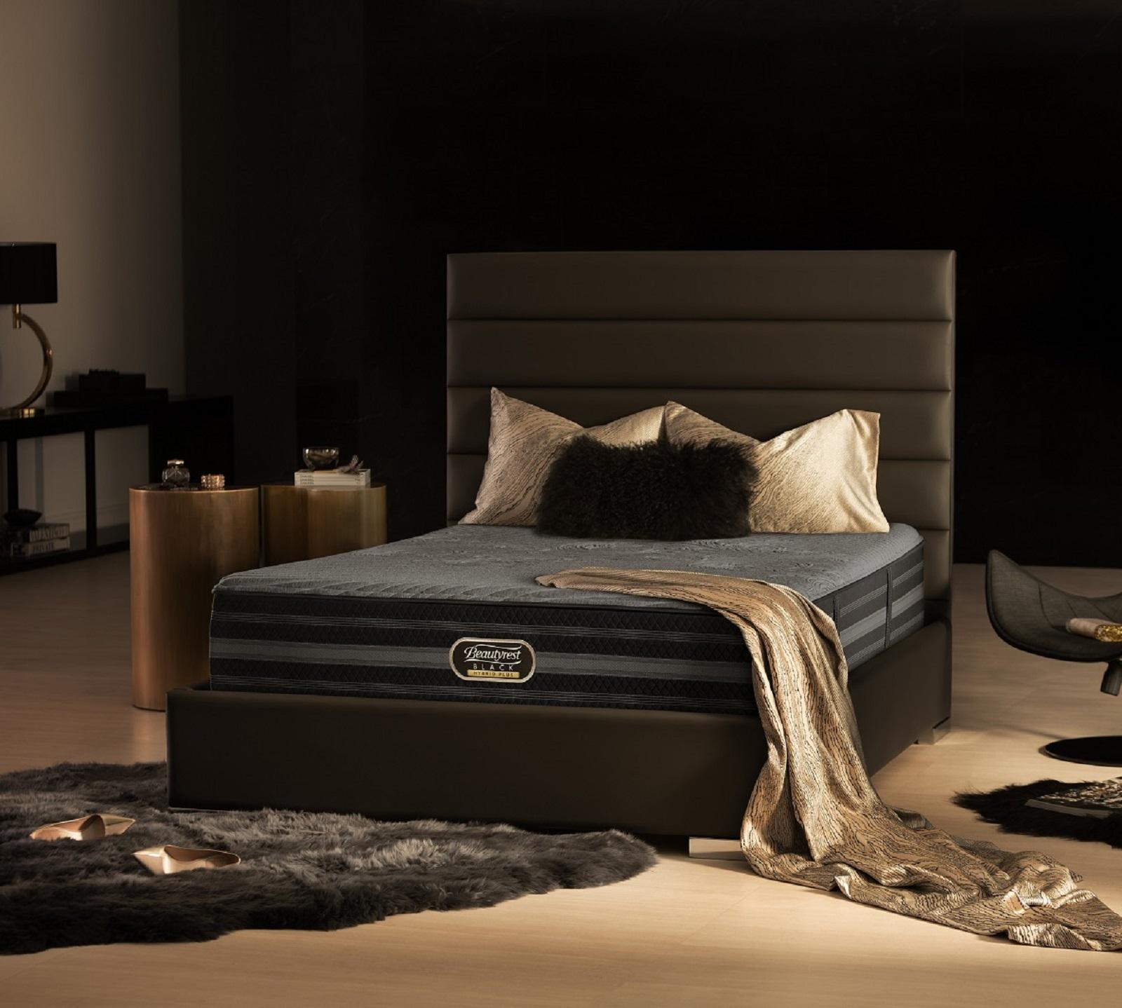 Beautyrest Black Hybrid Gladney Mattresses Queen Mattress Plus Has The Most Competitive