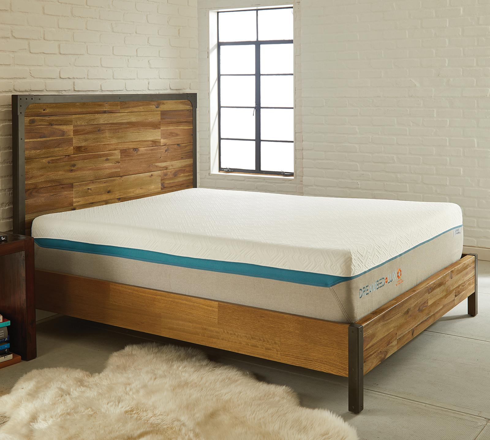 Beds Memory Foam Mattress Lx510 12