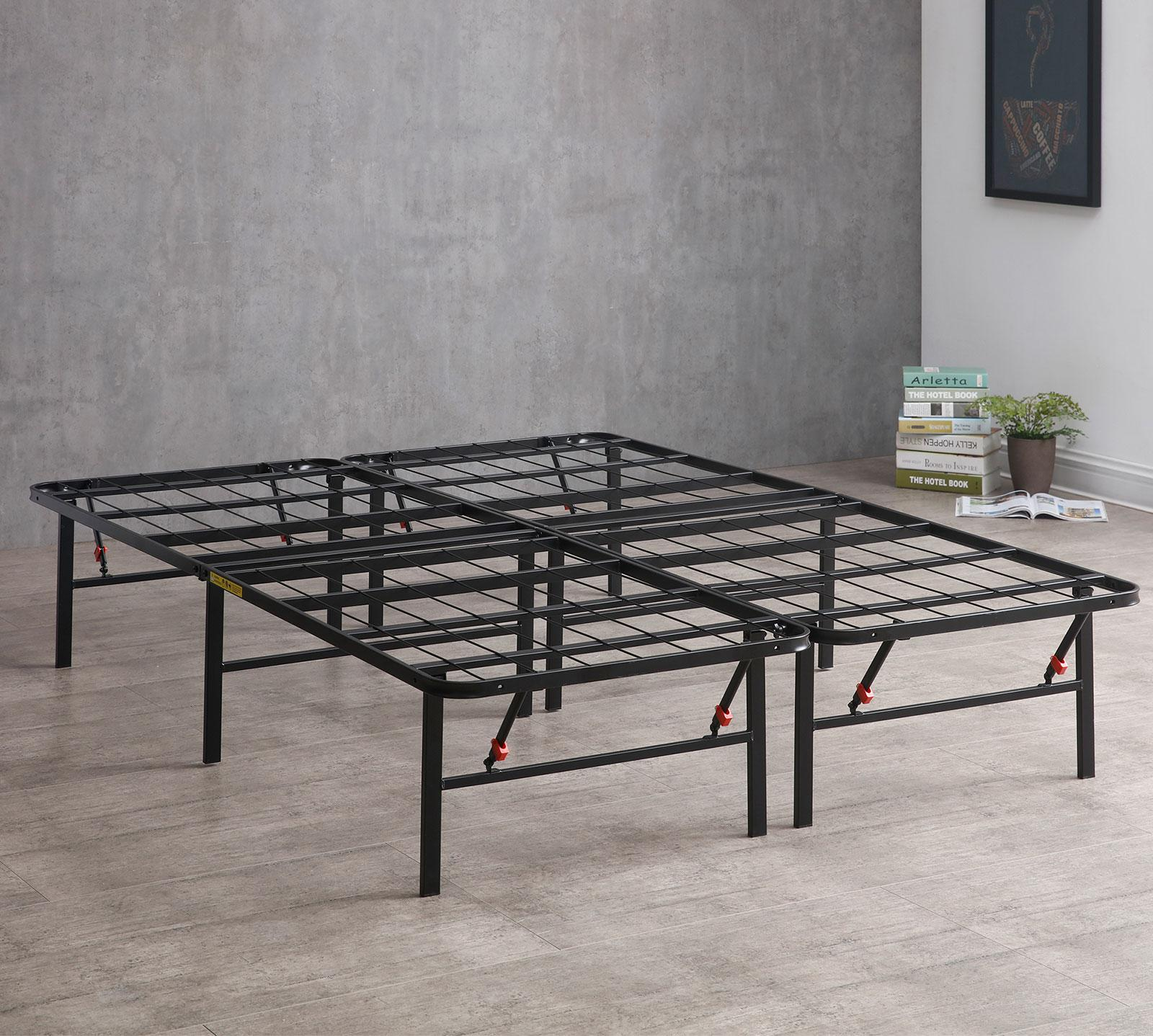 Mattress Firm Cincinnati Deluxe Raised Metal Platform Frame