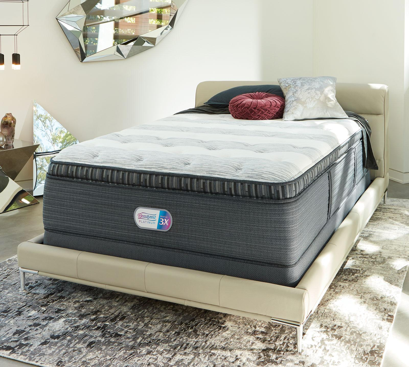 Simmons Beautyrest Jennings Platinum Garmon 16
