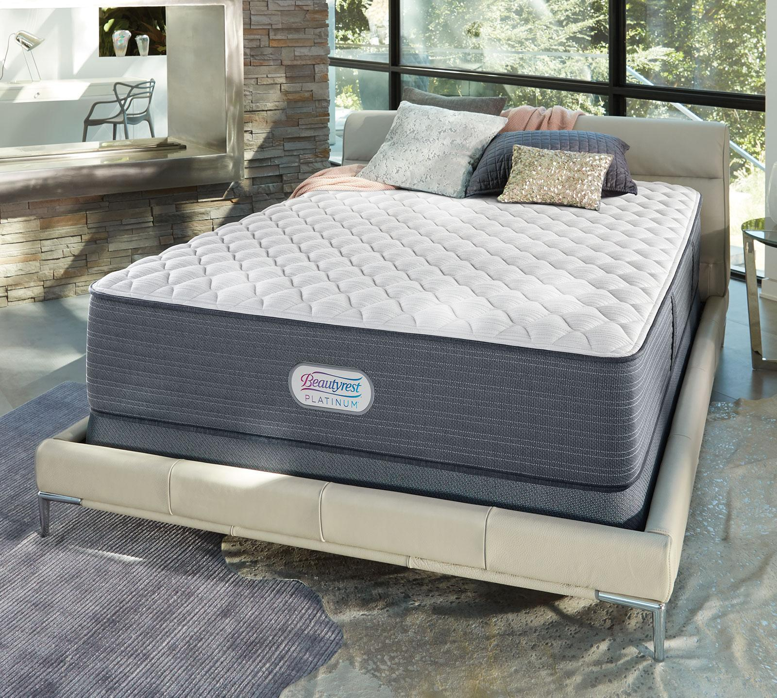 Sealy Posturepedic Backcare Elite Mattress Platinum Mallory 12 5