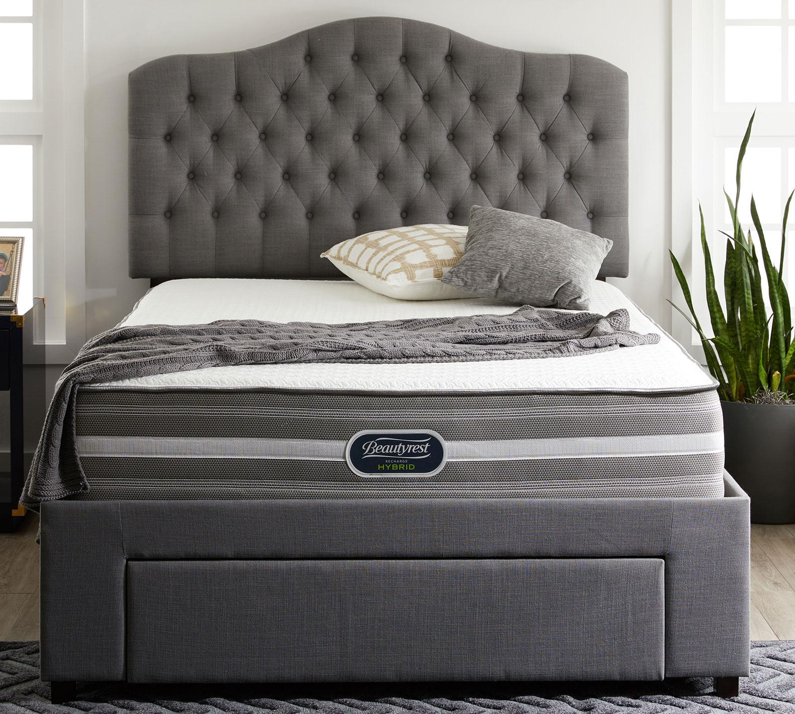 Simmons Beautyrest Jennings Recharge Dawson 12 5