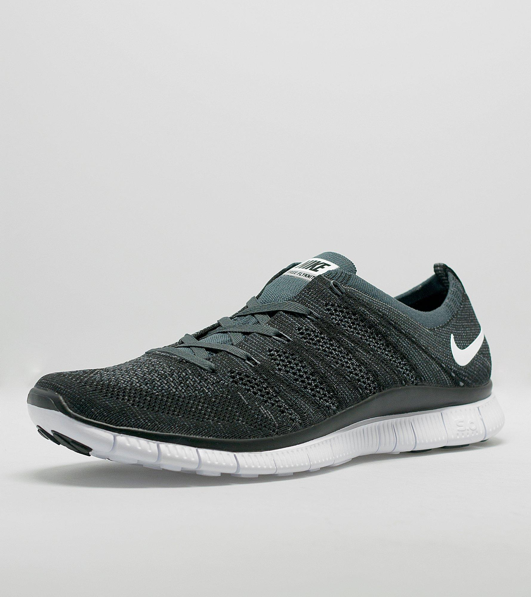 Lost White Card Nsw Nike Free Flyknit Nsw Size