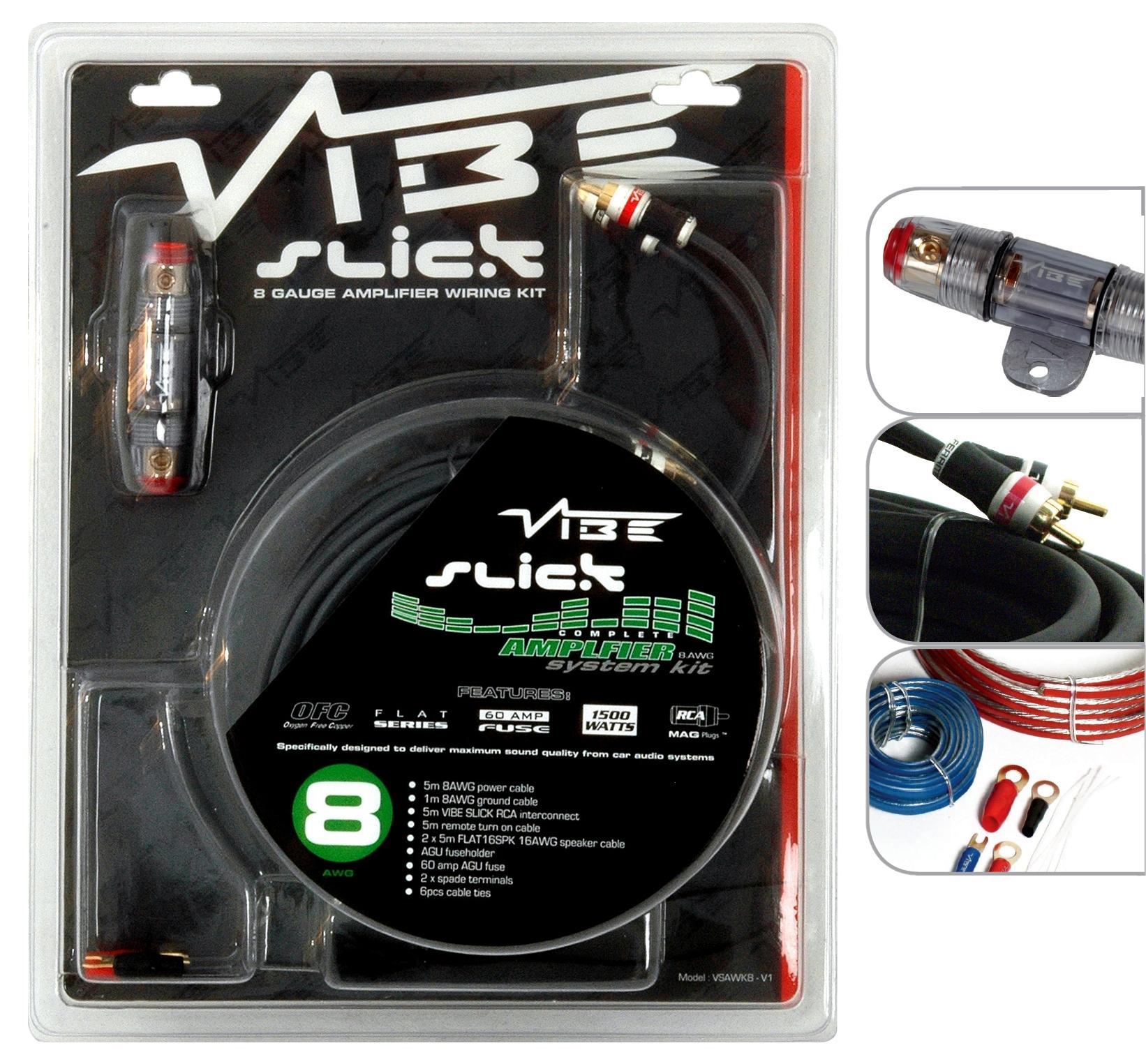 amplifier wiring kit halfords