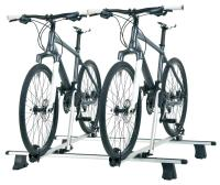 Halfords | Exodus Twin Pack Roof Mount Cycle Carrier