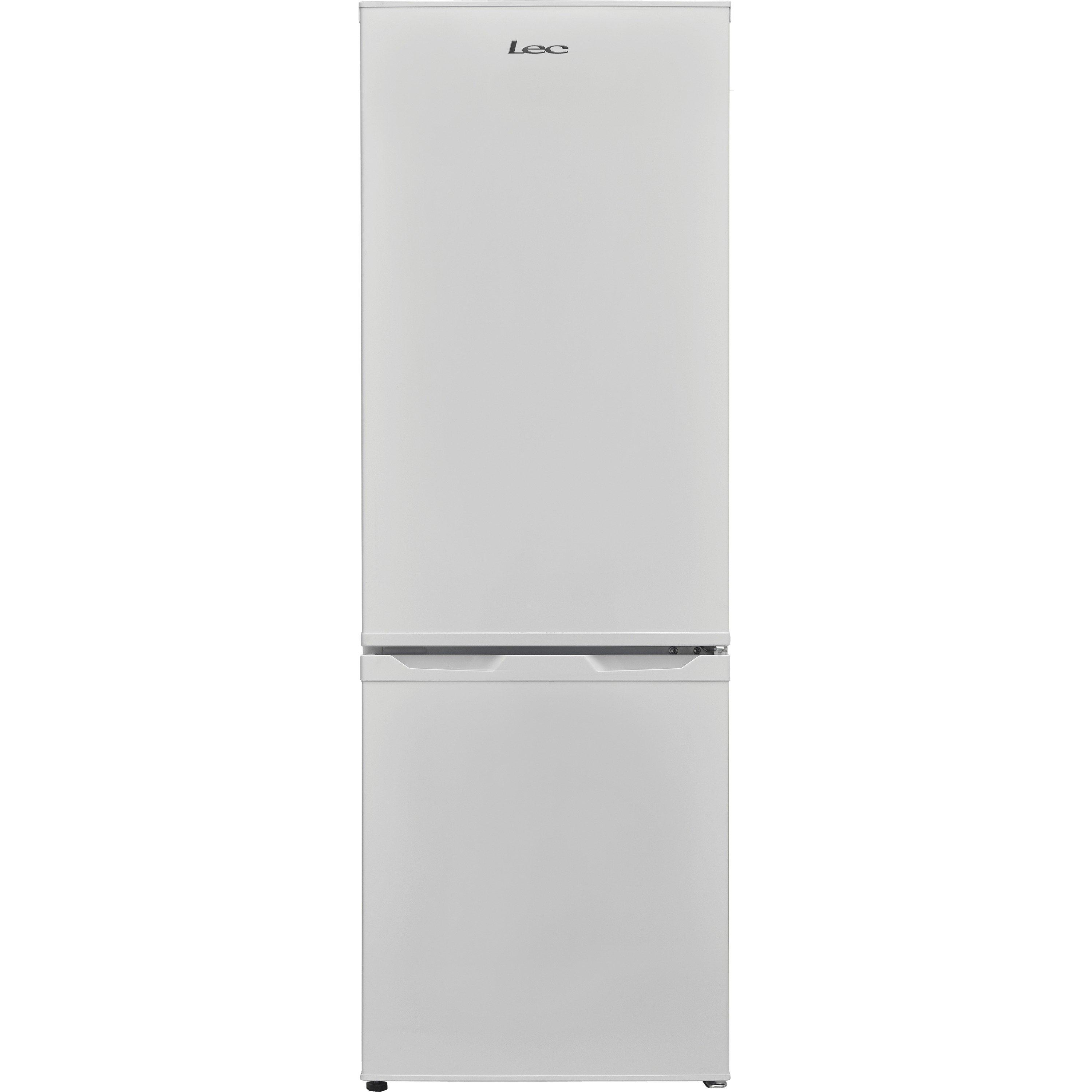 Fridge Freezer Lec Tfl55148w 60 40 Low Frost Fridge Freezer White A Rated
