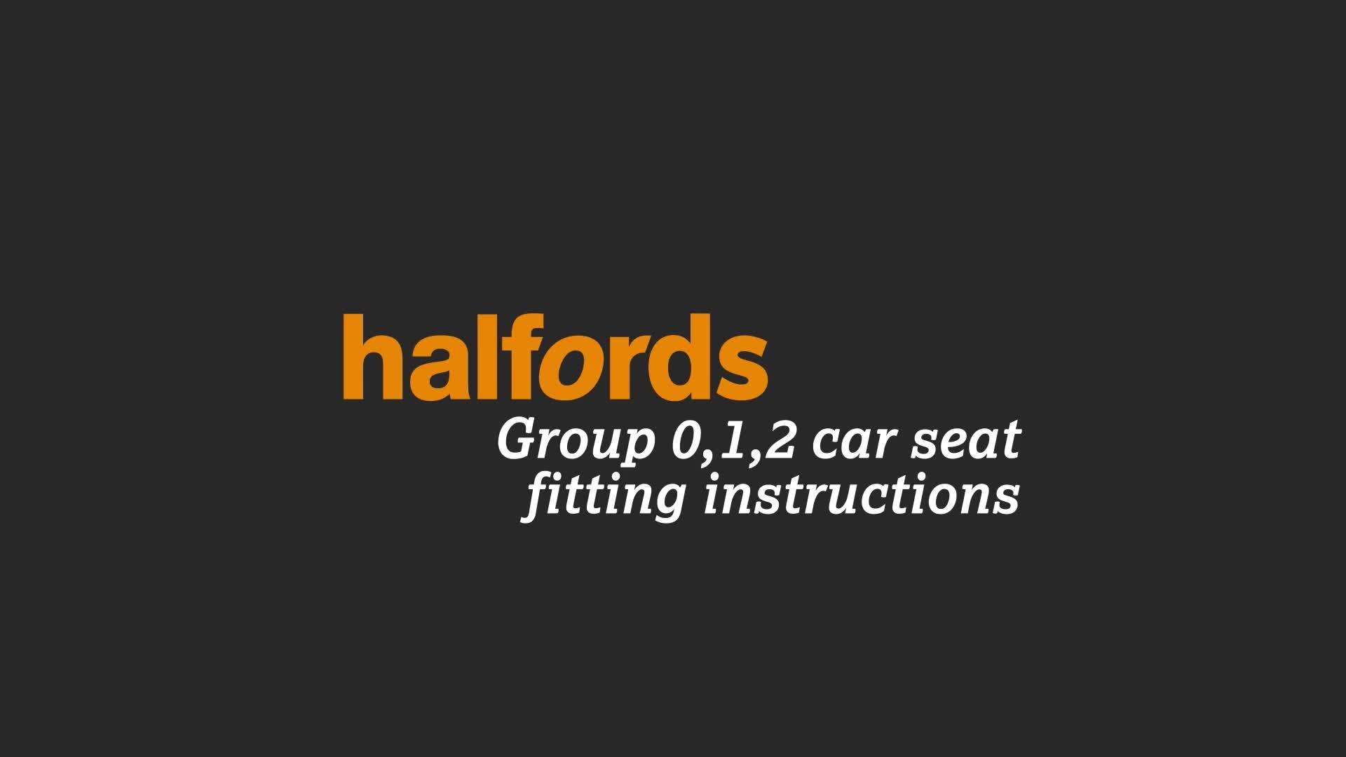 Baby Car Seat Fitting Service Halfords Advice Centre Halfords Group 1 2 Child Car