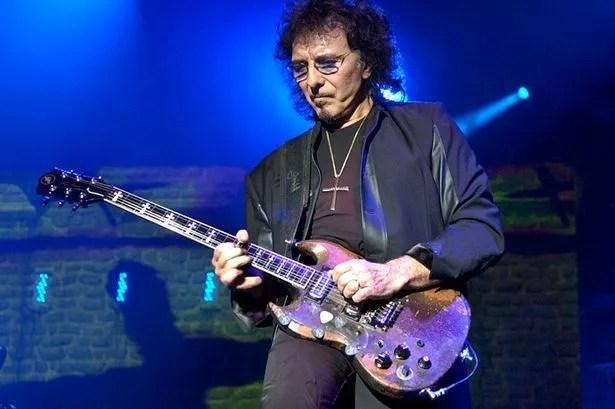 Legend Of The Fall Tour Wallpaper Black Sabbath Rock Legend Tony Iommi Tells Of Battle
