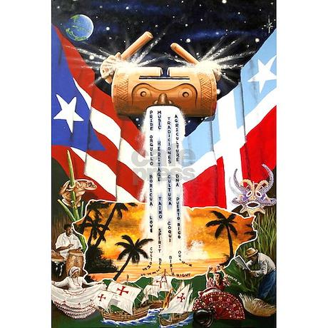 Puerto Rican Wall Art