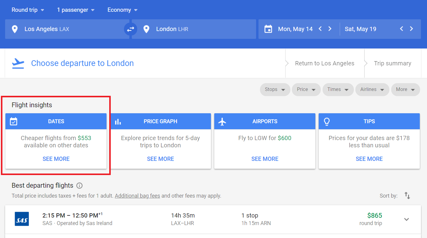 Google Flights How To Use Google Flights To Find Cheaper Flights Anywhere