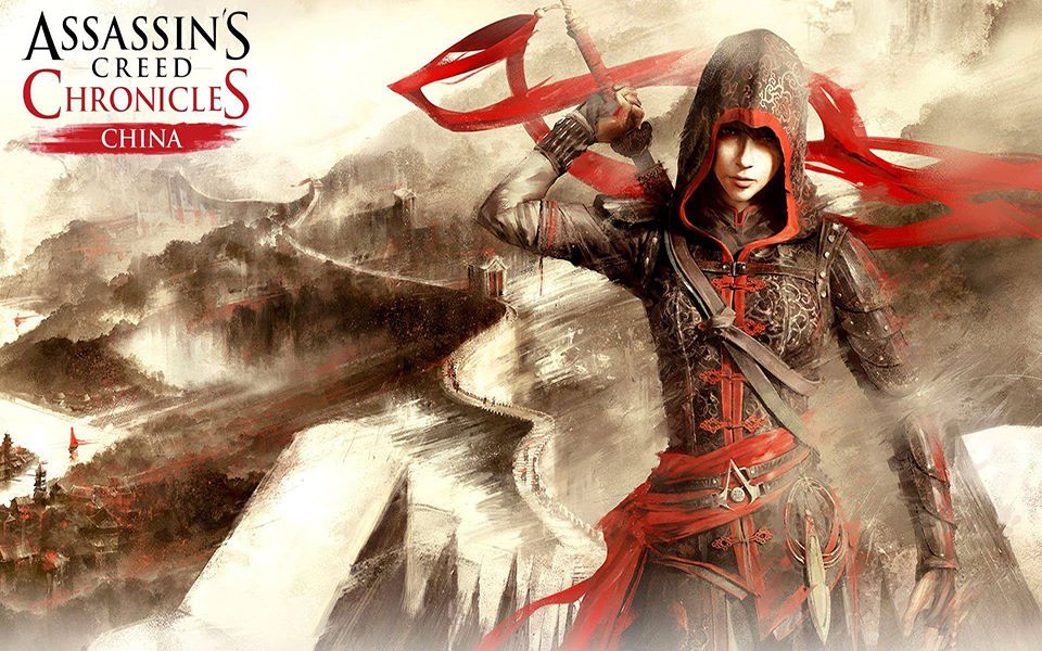 Real Hd Wallpapers 1080p 刺客信条编年史:中国 Assassin S Creed Chronicles China 豆瓣
