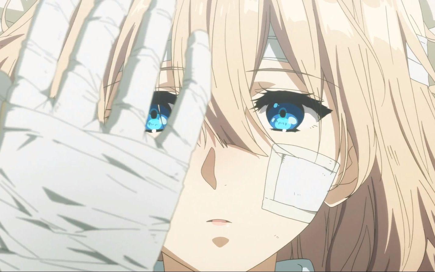 Anime Girl 1080p Wallpaper 紫罗兰永恒花园 标签详情 Bilibili 哔哩哔哩弹幕视频网