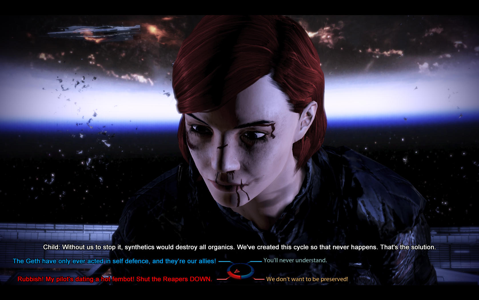 Mass Effect Liara Quotes Wallpaper Image 273100 Mass Effect 3 Endings Reception Know