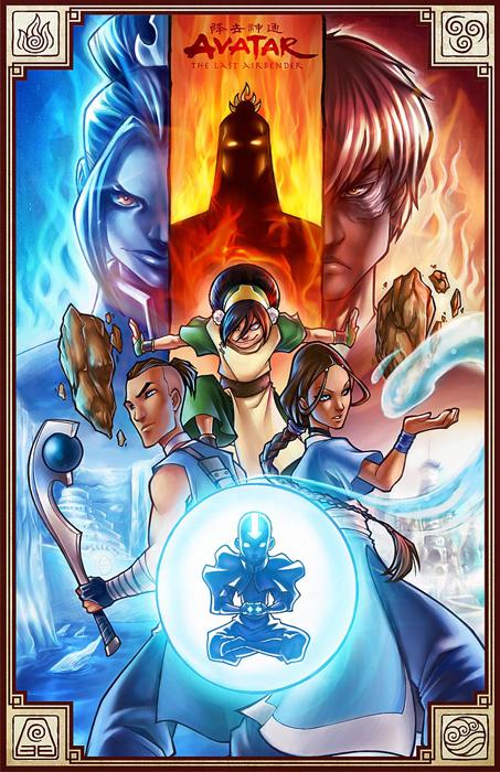 Pokemon Girl Wallpaper Avatar The Last Airbender Poster Avatar The Last