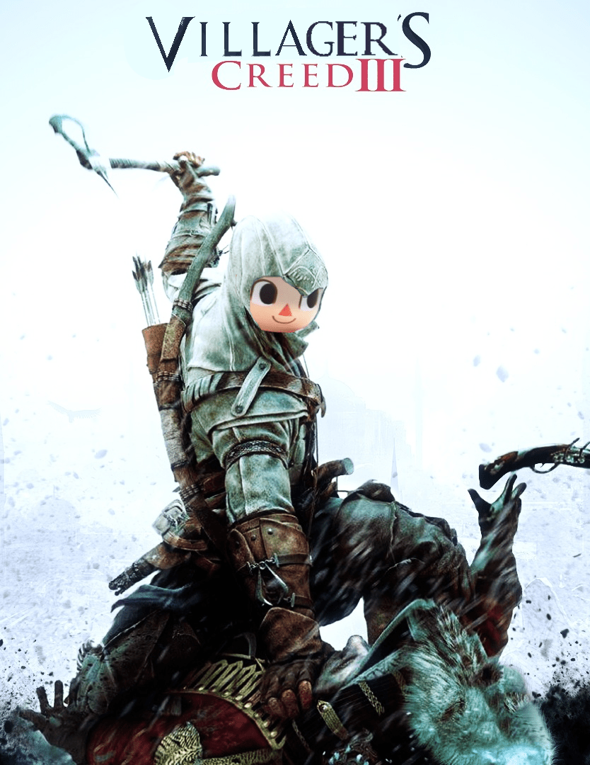 Cat Girl Fighter Wallpaper 1080x1920 Villager S Creed The Villager Know Your Meme