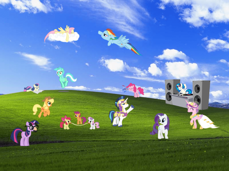 Phone Wallpaper Quote Maker Mlp Microsoft Windows Xp Bliss Wallpaper Know Your Meme