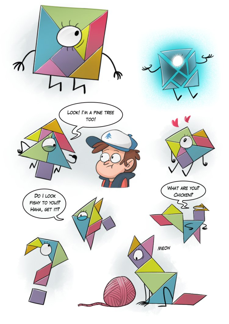 Gravity Falls Dipper And Mabel Kissing Wallpaper Bill S Lost Brother Tad Strange The Tangram Gravity
