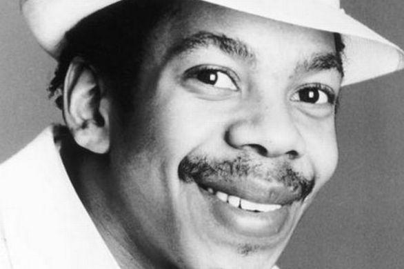 Reggae star: Smiley Culture