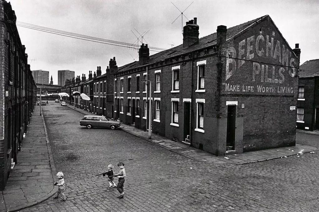 Sheffield United Iphone Wallpaper Gallery Victorian Era Houses Poor