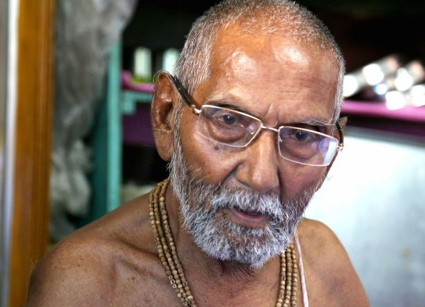 Swami Sivananda claims to be the oldest man