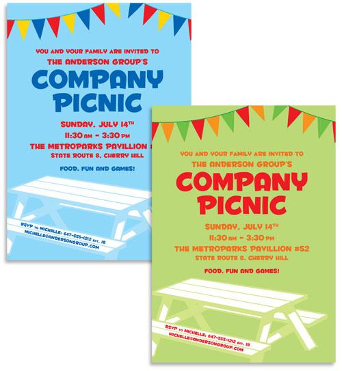 office picnic invitation email - Alannoscrapleftbehind