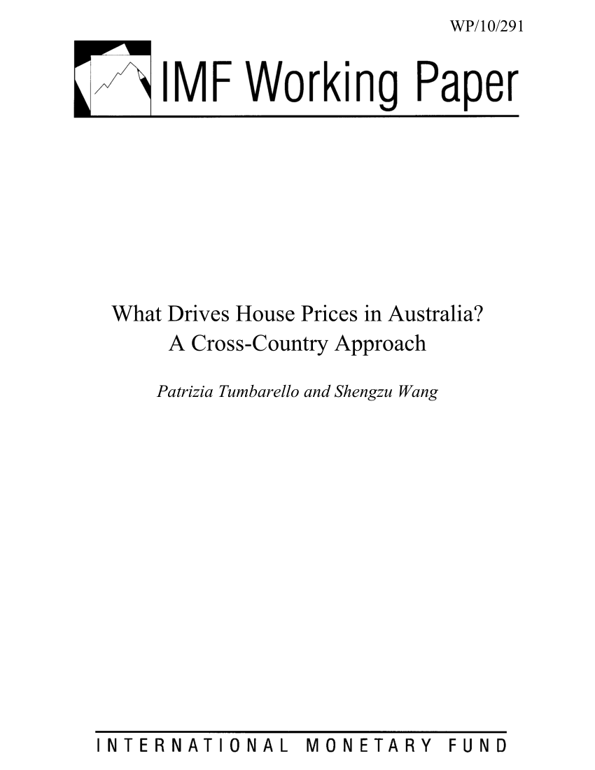 Sold House Prices Australia Pdf House Prices In Australia 1970 To 2003 Facts And Explanations
