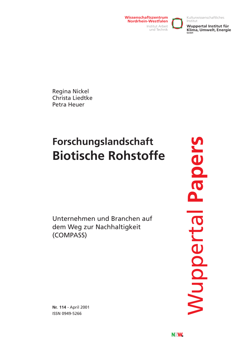 Fortschritt Büromöbel Freiburg Pdf Die Compass Methodik Companies And Sectors Path To