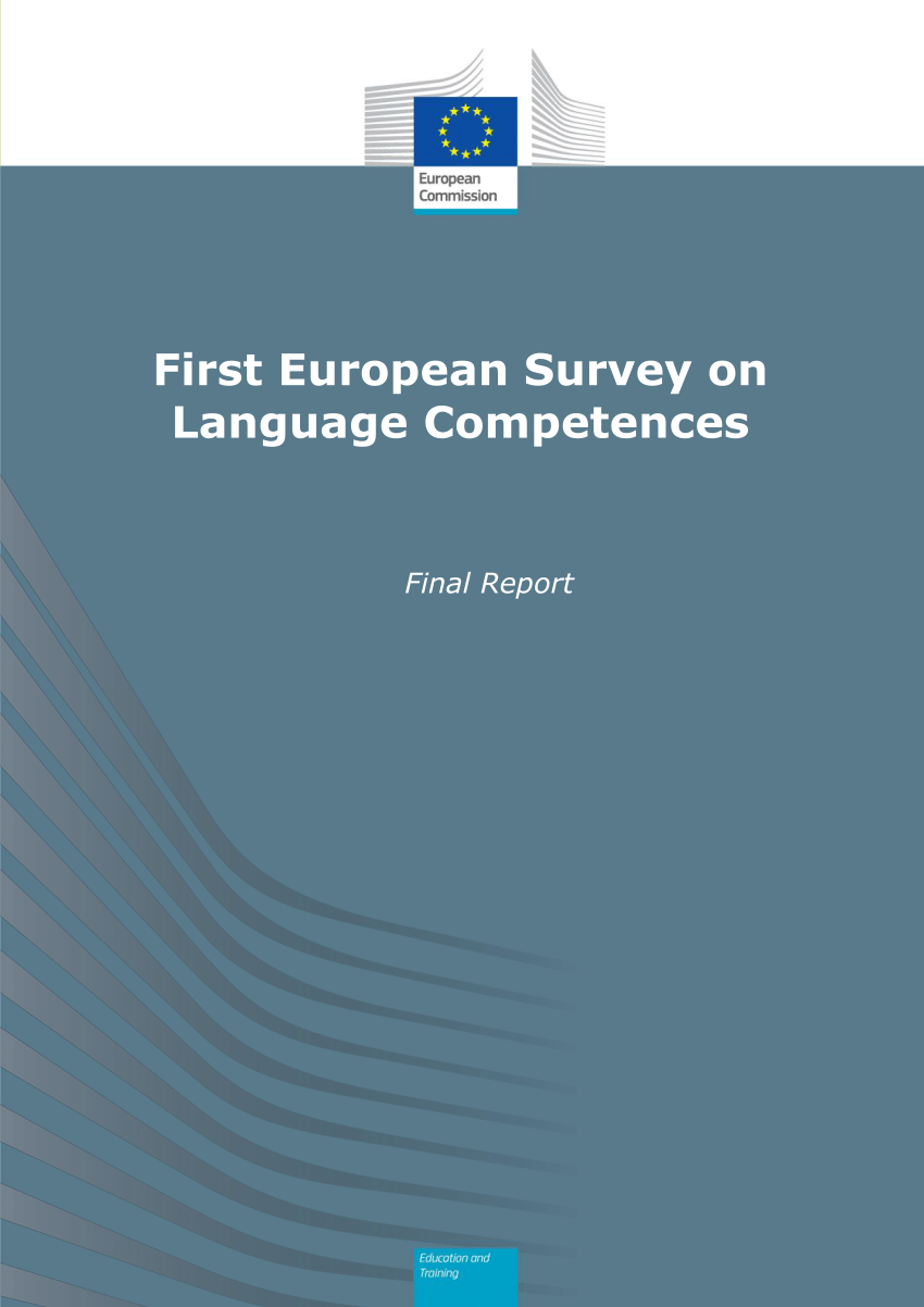 Dan Brown Libros Orden Pdf First European Survey On Language Competences Final Report