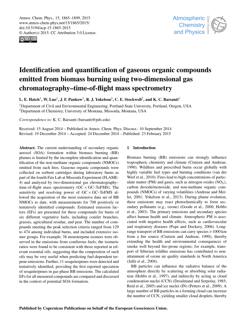Kaminofen Caminos Montana Mechanistic Aspects Of Soot Formation From The Combustion Of Pine