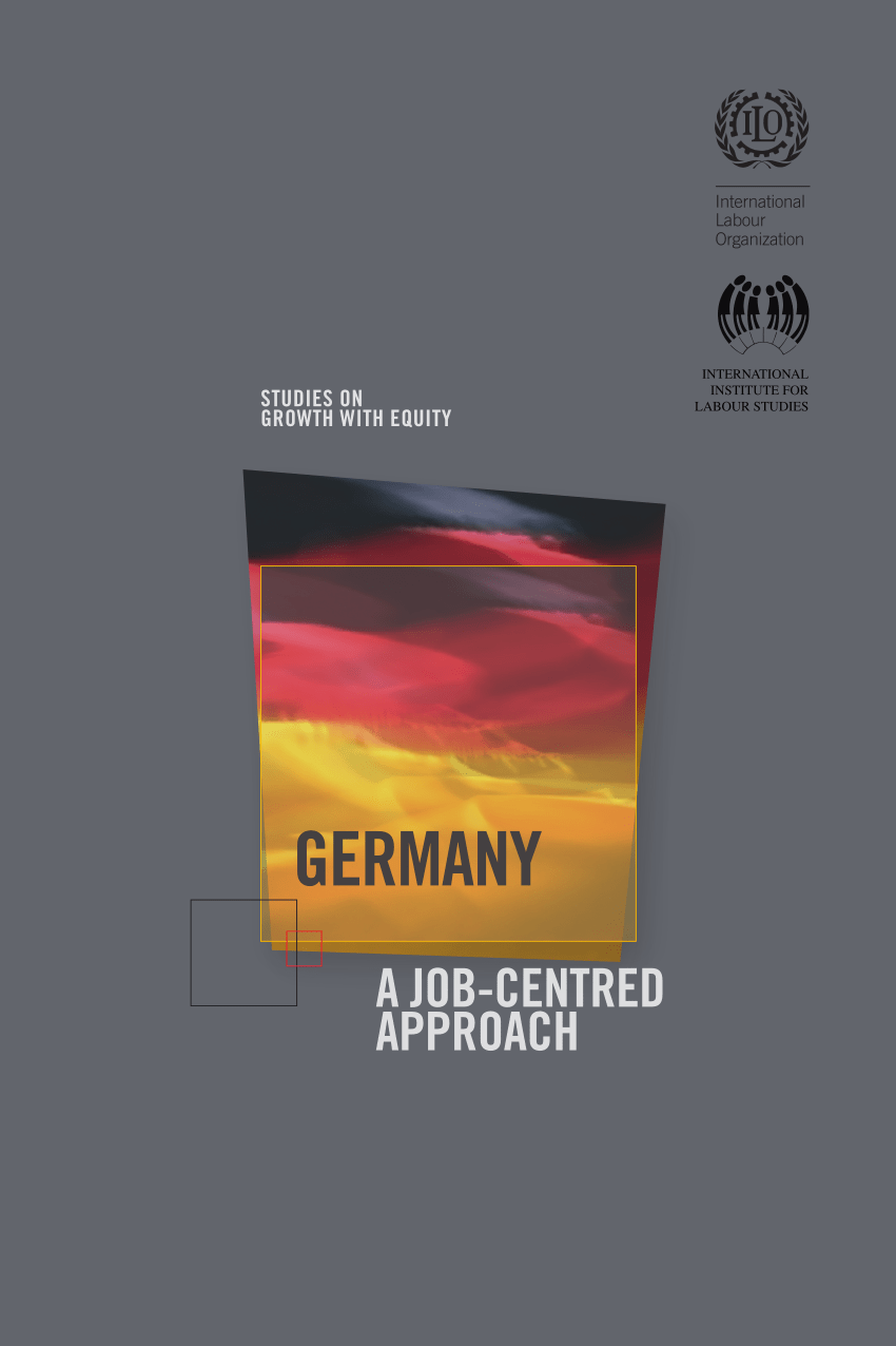 Arbeitsagentur Indeed Pdf Germany A Job Centred Approach