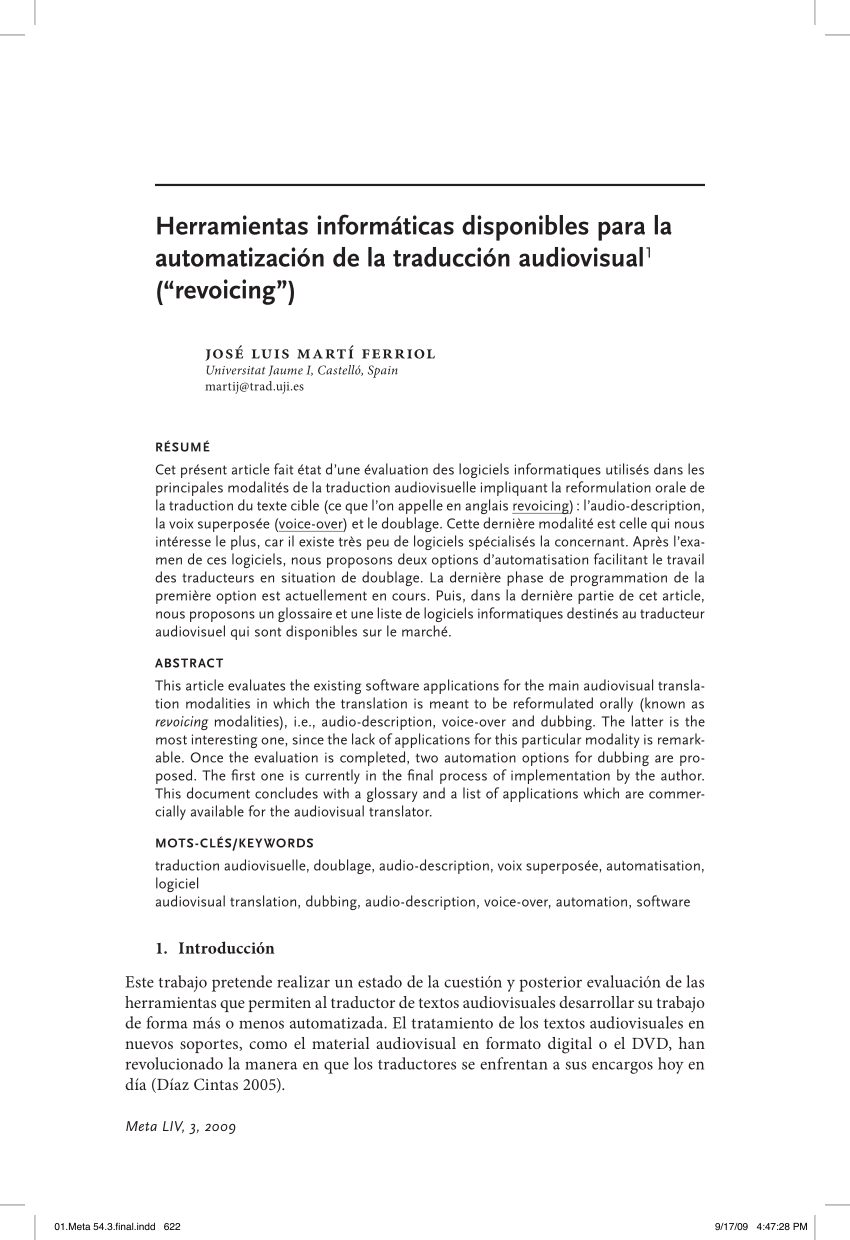 Arte Moderno Translation Pdf Teaching Advertising Translation A Didactic Proposal