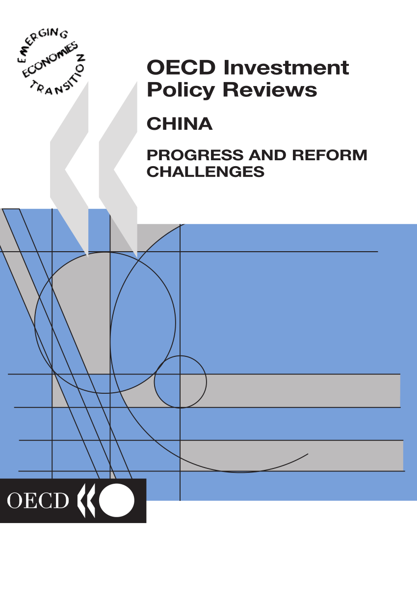 Cash Pool Oecd Pdf Oecd Investment Policy Review Of China Progress And Reform