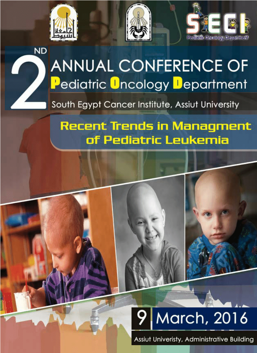 Chambre De Boyden (pdf) The 2nd Annual Conference Of Pediatric Oncology