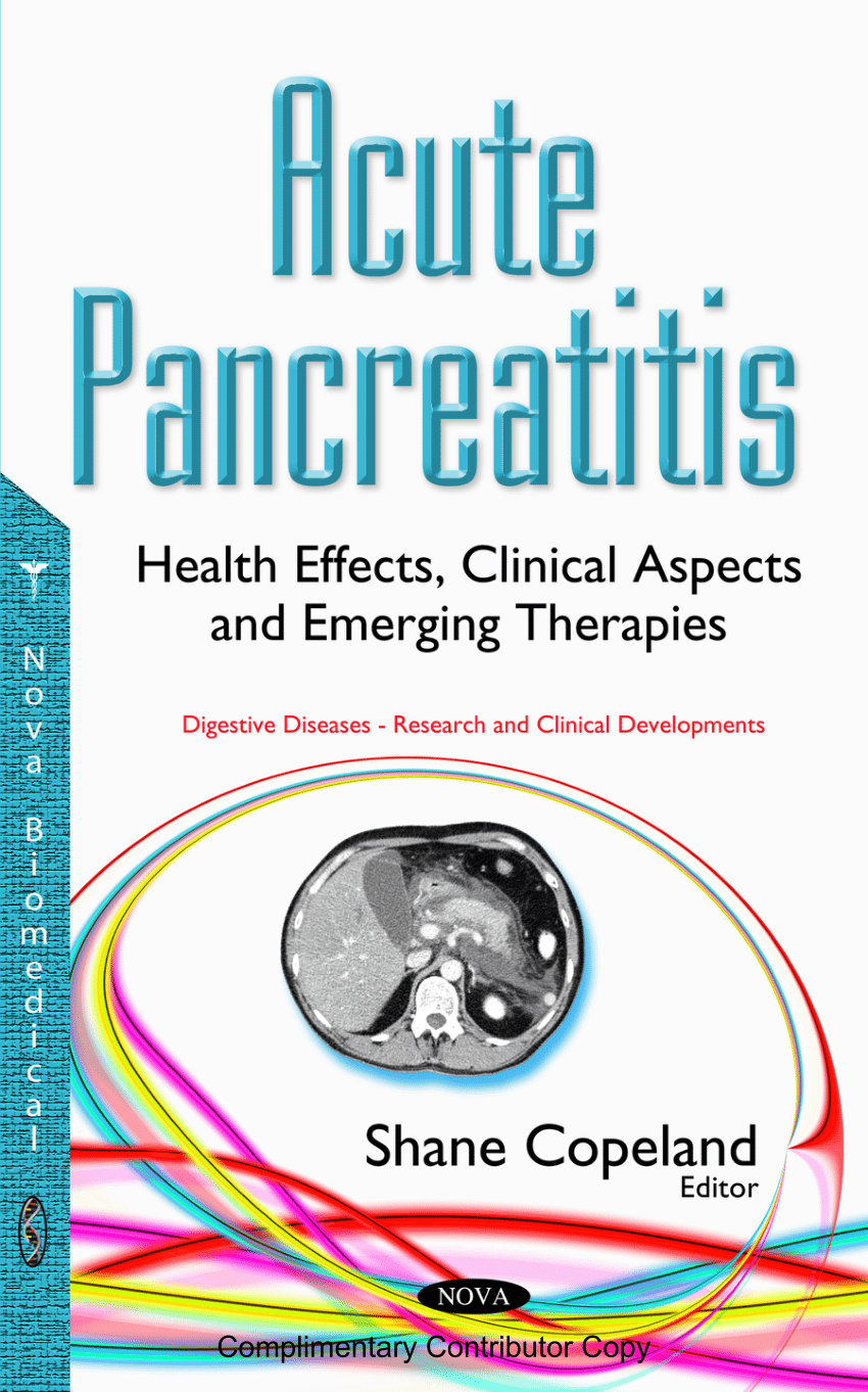 Sofa Nova Klachten Treatment Options For Acute Pancreatitis Request Pdf