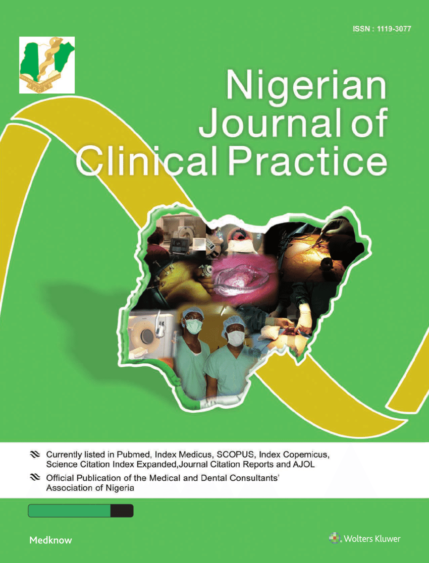 Journal Of Clinical Pdf Reviewer Nigerian Journal Of Clinical Practice Official