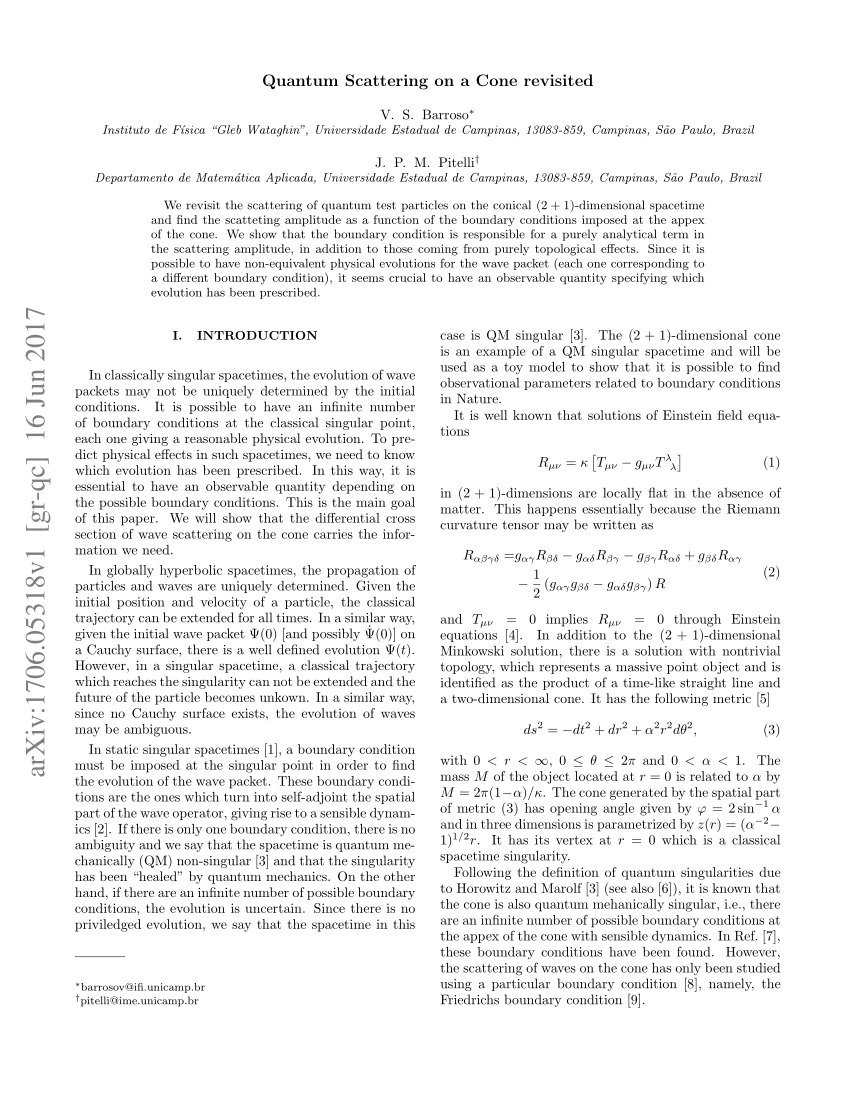 Olaf Gifi Gravitation Theory In Three Dimensional Space Request Pdf