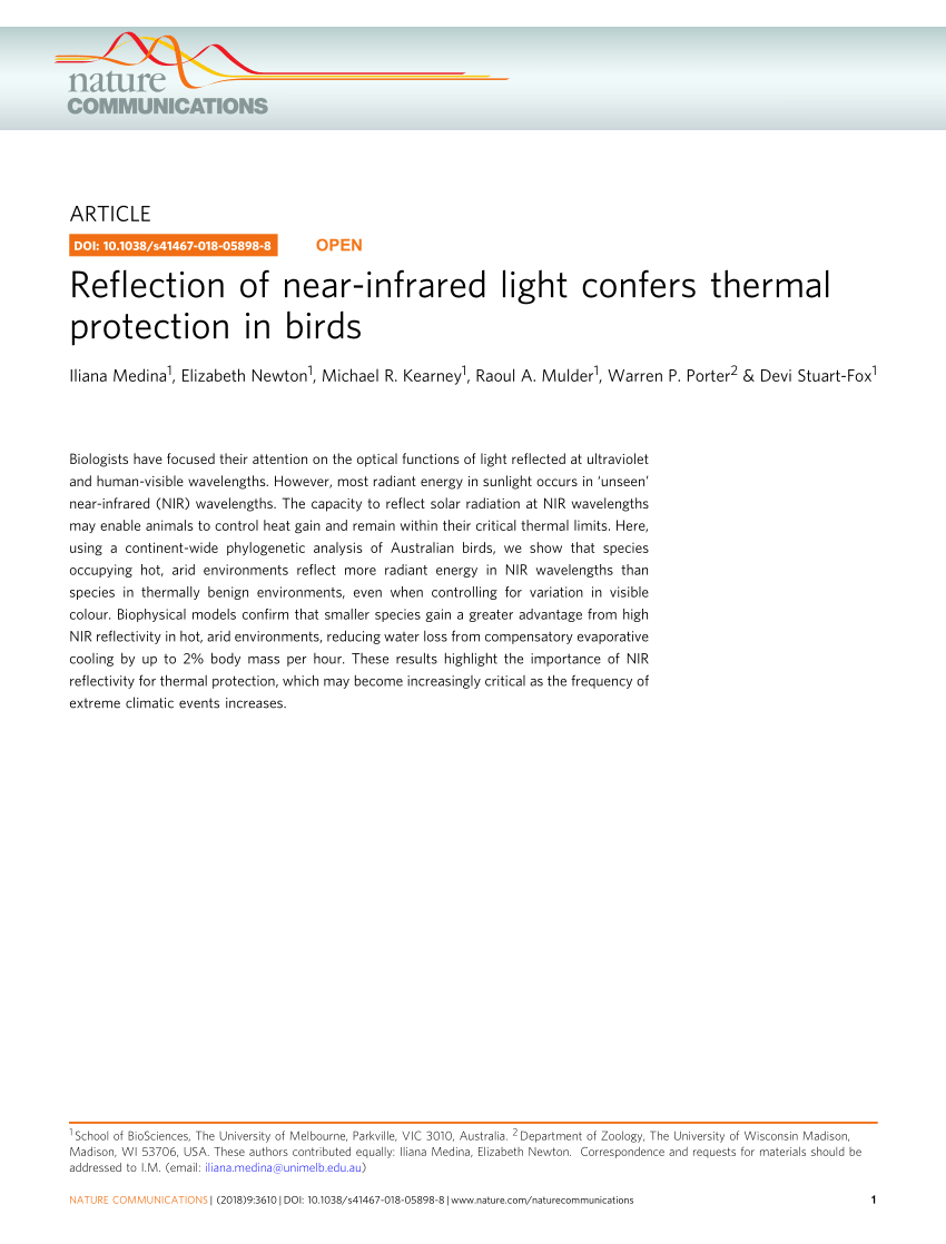 Jd Lighting Browns Plains Pdf The Adaptive Significance Of Dark Plumage For Birds In Desert