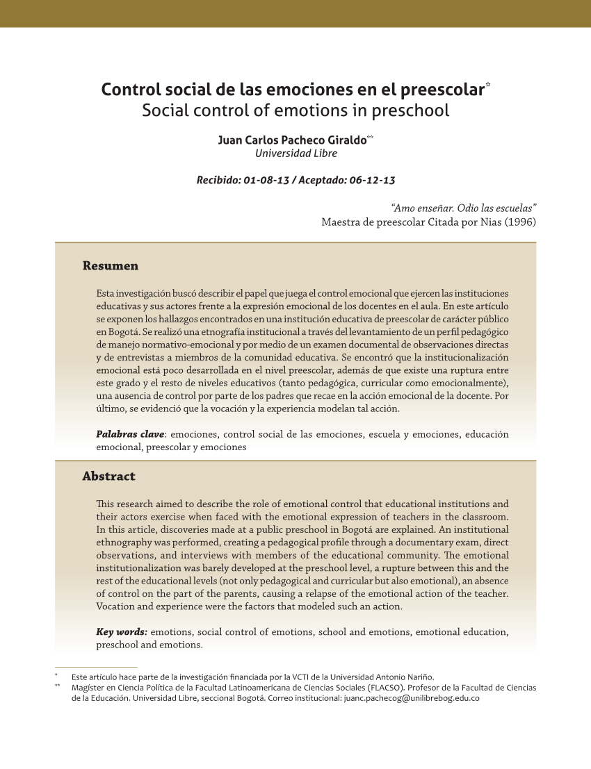 Resumen De Posdata Te Amo Libro Pdf Educational Psychology Perspectives On Teachers Emotions