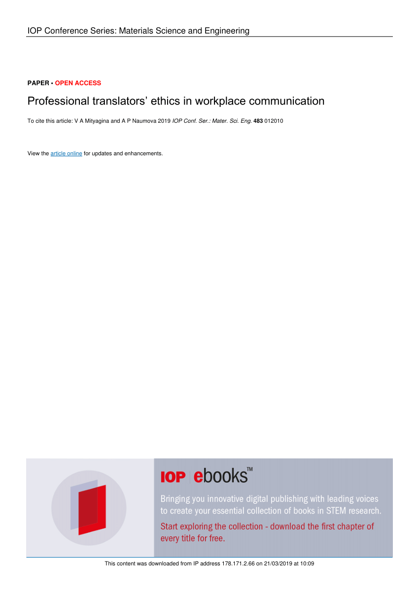 Arte Moderno Translation Pdf Translation And Text Transfer An Essay On The Principles Of