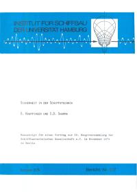 Sicherheit in der Schiffstechnik (PDF Download Available)