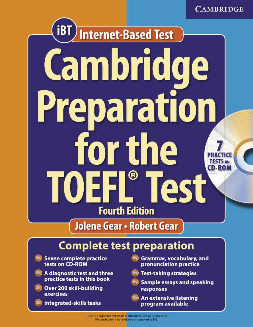 Descargar Libro English Grammar In Use Pdf Cambridge Preparation For The Toefl Test