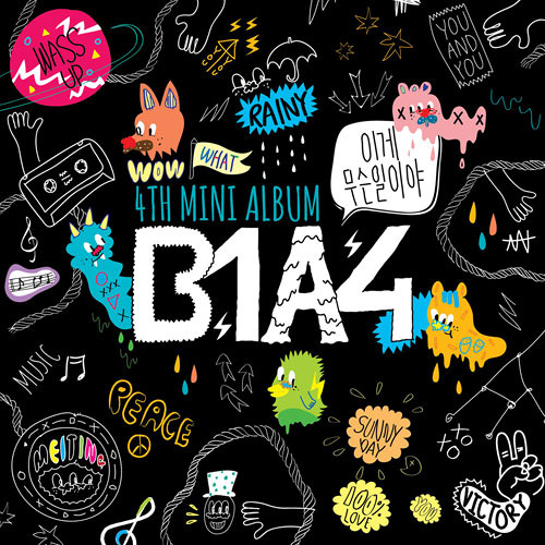 Download Lagu Terbaru B1a4 2013 Wall Decals Youll Love By Dali Decals Httpsi1sndcdnartworks 000047466648 Yo73hy T500x500jpg