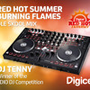 DIGICEL RED HOT SUMMER BURNING FLAMES [OLE SKOOL MIX]