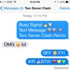 Busy Signal - Text Message (Two Seven Clash Remix)
